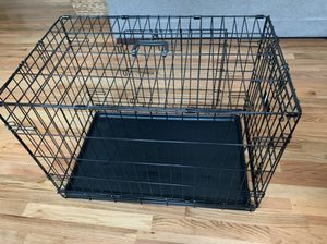 2 door Top Paw Big Dog crate for sale. for Sale in Houston, TX