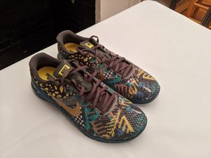 Nike Metcon 4 XD Training Shoes Size 10 bv1636-300 Sequoia Green Multi Color Snake for Sale in Tucson, AZ