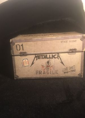 Metallica: live sh*t binge & purge box set for Sale in Fort McDowell, AZ