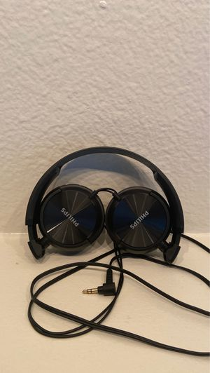 Phillips over ear head phones for Sale in Tualatin, OR