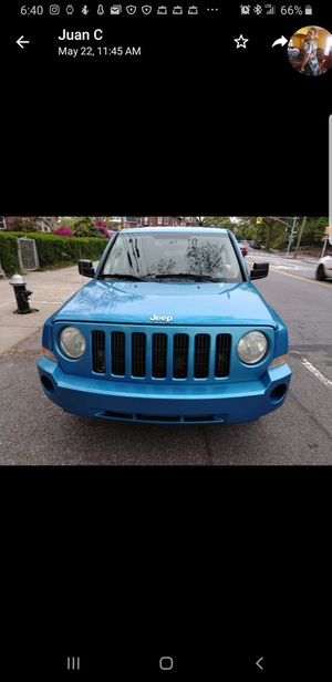 Jeep Patriot 2008 for Sale in The Bronx, NY