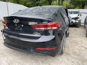 2017 Hyundai Elantra PARTS for Sale in Houston, TX