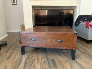 Lift top coffee table for Sale in Goodyear, AZ