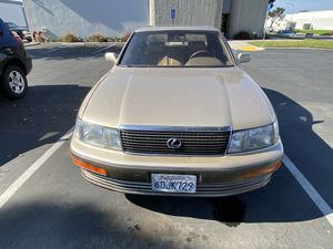 1992 Lexus LS400 for Sale in Fountain Valley, CA