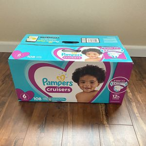 Pampers, Size 6 for Sale in Kennewick, WA
