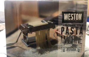 NEW Weston Traditional Pasta Maker for Sale in Milwaukee, WI