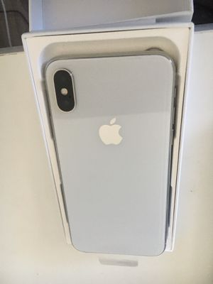 Unlocked iPhone X 64GB for Sale in Aurora, OR