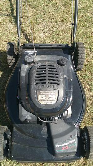 Craftsman lawn mower for Sale in Altamonte Springs, FL