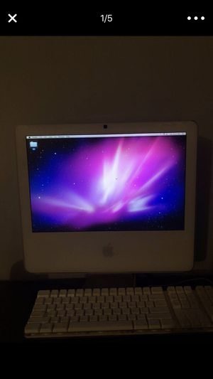 IMAC G5 2004 (apple computer) for Sale in Marlborough, MA