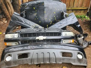 Chevy round body front clip complete $400 for Sale in Cedar Hill, TX