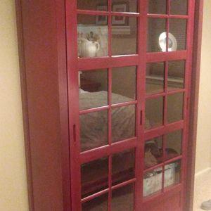 HEAVY Case/Shelf for Sale in Littleton, CO