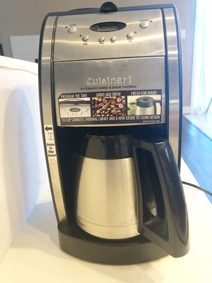 Cuisinart® Coffee Maker Grind & Brew 12 Cup for Sale in Artesia, CA