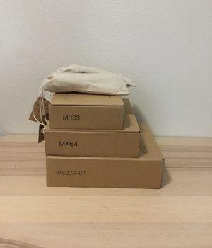 Cisco, Meraki MS220-8p, MR33, MX64. FOR SALE for Sale in Los Angeles, CA