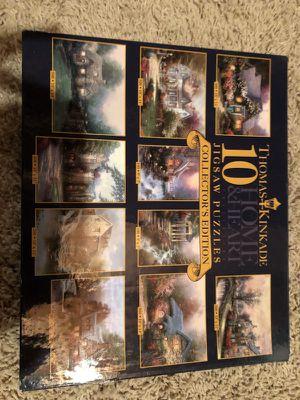 Thomas Kinkaid puzzles for Sale in Manassas, VA