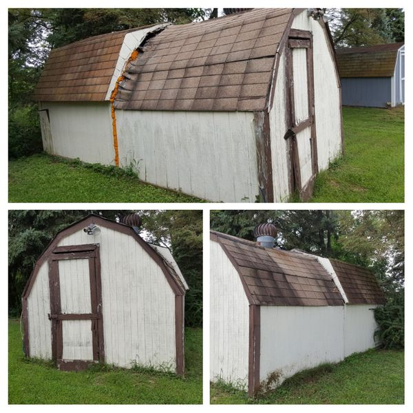 Dbl shed