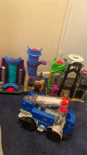 Imaginext Toys *ALL 3 FOR 100$* for Sale in Washington, DC