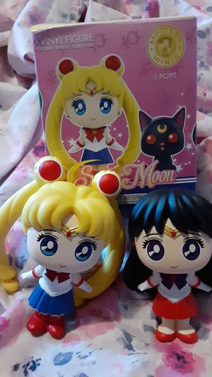 Sailor Moon Vinyl Figures for Sale in The Bronx, NY
