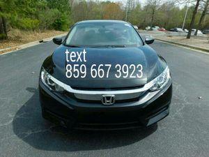 2016 Honda Civic for Sale in New York, NY
