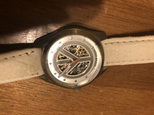 Lucky brand watch, slight wear and tear and needs battery for Sale in Lexington, KY