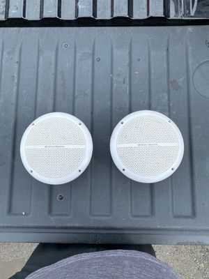 West marine speakers for Sale in Peabody, MA