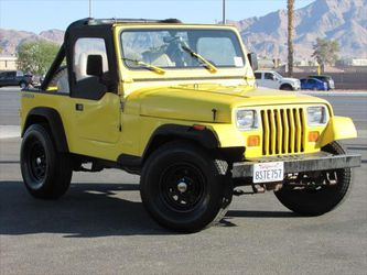 1990 Jeep Wrangler for Sale in Las Vegas,  NV