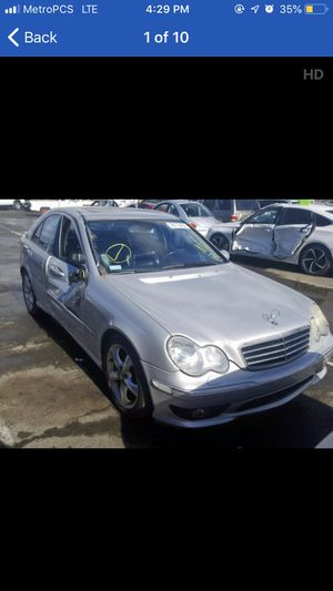 PARTS 2005 mercedes benz c230 parts for Sale in San Leandro, CA