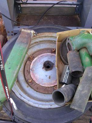 John deer tractor parts for Sale in Phoenix, AZ