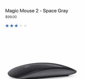 Apple Magic mouse 2 space grey with Apple Magic keyboard with numeric Pad (new) for Sale in Providence, RI