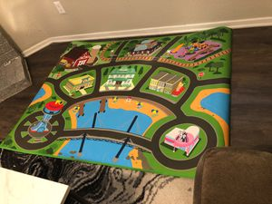 Paw Patrol City Play Mat for Hot Wheels etc. for Sale in Arlington, TX