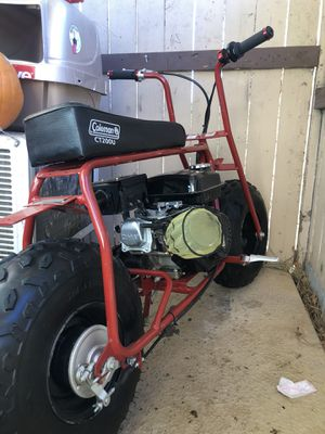 Coleman mini bike for Sale in Baldwin Park, CA