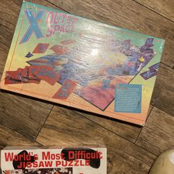 Vintage 1980's X From Outer Space Board Game for Sale in Stockton,  CA