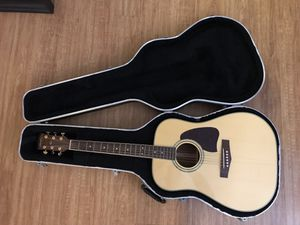 Ibanez Guitar and case for Sale in Los Angeles, CA