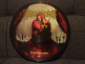 Cradle Of Filth Pic Disc for Sale in BAYVIEW GARDE, IL