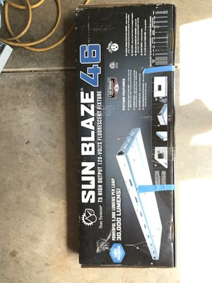 Sun blaze T5 46 for Sale for sale  Grants Pass, OR