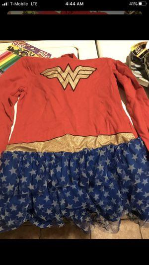 Girls Wonder Woman dress costume for Sale in Phoenix, AZ