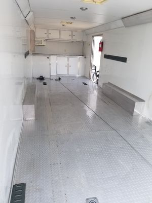 28 ft haulmark racer edge enclosed car trailer for Sale in Surprise, AZ