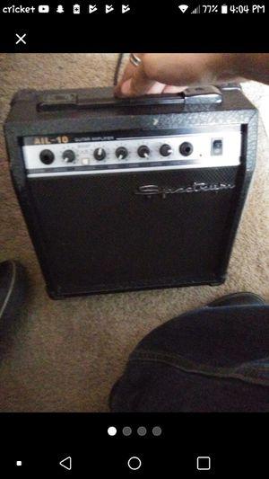 Spectrum amplifier for Sale in Littleton, CO