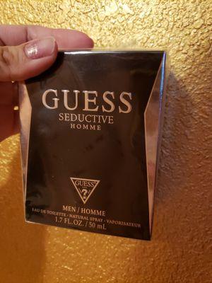 Guess Seductive Mens Cologne for Sale in Dallas, TX