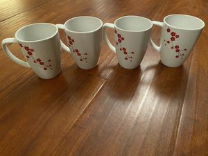 4 Target coffee cups for Sale in Long Beach, CA