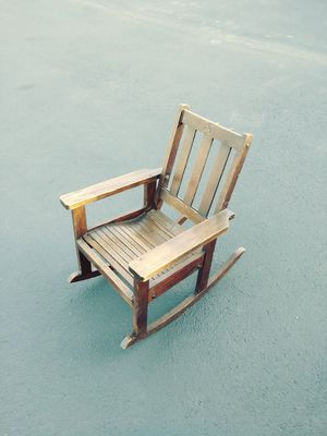 Antique Child's rocking chair for Sale in Austin, TX