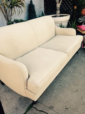 fabric is amazing on this couch must see in person for Sale in San Diego, CA