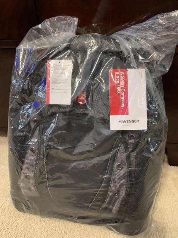 Swissgear Backpack (NEW) 3 IN STOCK