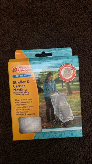 stroller and carrier netting for Sale in Perris, CA