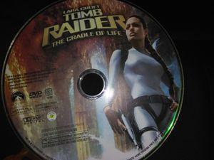 DVD's tomb raider 2 used1$ for Sale in Salt Lake City, UT