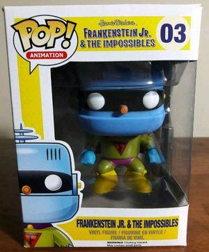 Frankenstein Jr Funko POP hanna barbera cartoon toy robot figure for Sale in Marietta, GA