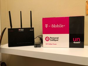 Asus T-Mobile Personal CellSpot Router for Sale in Redmond, WA