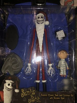 2006 Neca Santa Jack Nightmare Before Christmas for Sale in Henderson, NV