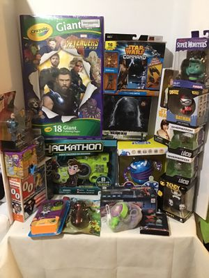 Huge lot of Boys Toys Avengers, Star Wars, Incredibles, and More for Sale in Tupelo, MS