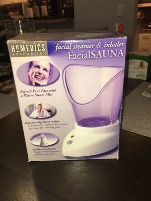 Facial sauna steamer and inhaler for Sale in Miami, FL