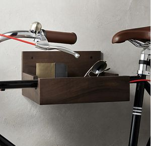 Indoor bike storage and rack - from cb2 for Sale in Seattle, WA